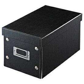 サンワサプライ SANWA SUPPLY DVD/CD/Blu-ray用組み立て式BOX ブラック FCD-MT3BK[FCDMT3BK]