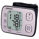 【あす楽対象】【送料無料】 オムロン 手首式自動血圧計 HEM-6220-PK ピンク[HEM6220PK]