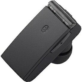 BUFFALO バッファロー スマートフォン対応[Bluetooth4.0] 片耳ヘッドセット USB充電ケーブル付 (ブラック) BSHSBE23BK[BSHSBE23BK]