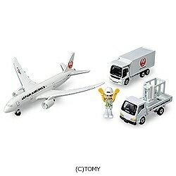 タカラトミー TAKARA TOMY トミカギフト 787エアポートセット(JAL)