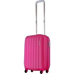 アメリカンツーリスター American Tourister TSAロック搭載スーツケース プリズモ リミテッドカラー 55cm(30L) 41Z*50001 マゼンタ 【メーカー直送・代金引換不可・時間指定・返品不可】