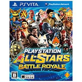ソニーインタラクティブエンタテインメント Sony Interactive Entertainmen プレイステーション オールスター・バトルロイヤル【PS Vitaゲームソフト】