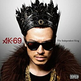 ソニーミュージックマーケティング AK-69/THE INDEPENDENT KING 通常盤 【CD】