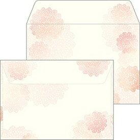 ササガワ SASAGAWA はがき用封筒 レース (10枚) 16-1931[161931]