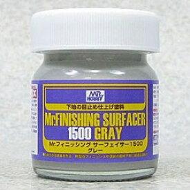 GSIクレオス GSI Creos Mr.フィニッシング・サーフェイサー1500(グレー/ビンタイプ)【rb_pcp】