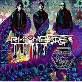 ソニーミュージックマーケティング RHYMESTER/ダーティーサイエンス 初回生産限定盤 【CD】
