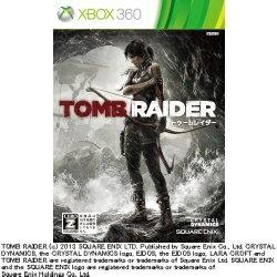スクウェア・エニックス トゥームレイダー【Xbox360】