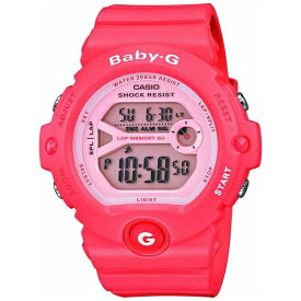 カシオ CASIO Baby-G(ベイビージー) 「BG-6900 〜for running〜」 BG-6903-4JF[BG69034JF]