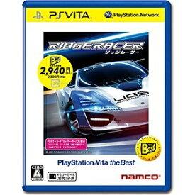 バンダイナムコエンターテインメント BANDAI NAMCO Entertainment リッジレーサー PlayStation Vita the Best【PS Vitaゲームソフト】
