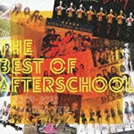 エイベックス・エンタテインメント Avex Entertainment AFTERSCHOOL/THE BEST OF AFTERSCHOOL 2009-2012 -Korea Ver.- 初回生産限定盤 【CD】