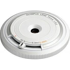オリンパス OLYMPUS カメラレンズ ボディーキャップレンズ BCL-1580【マイクロフォーサーズマウント】(ホワイト)[BCL1580WHT]