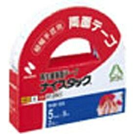 ニチバン NICHIBAN [両面テープ] ナイスタック 一般タイプ (サイズ:5mm×9m) NW-5S[NW5S]