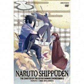 ソニーミュージックマーケティング NARUTO-ナルト- 疾風伝 忍刀七人衆の章 3 【DVD】