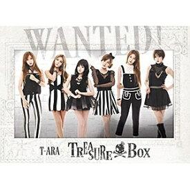 ユニバーサルミュージック T-ARA/TRAESURE BOX サファイア盤 【CD】