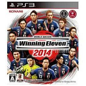 コナミデジタルエンタテイメント Konami Digital Entertainment ワールドサッカーウイニングイレブン2014【PS3ゲームソフト】[生産完了品][ワールドサッカーウイニングイレブン]