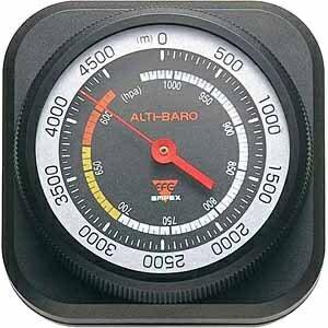 エンペックス 高度・気圧計 「アルティマックス4500」 FG-5102[FG5102]