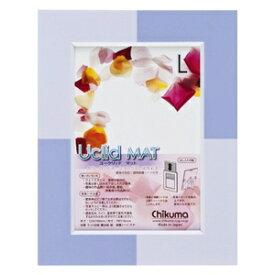 チクマ Chikuma Uclidマット L パープル