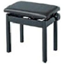 コルグ KORG 電子ピアノ用高低自在イス(ブラック) PC-300 BK[PC300BK]