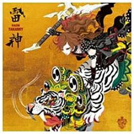 ユニバーサルミュージック Takamiy(高見沢俊彦)/雷神 通常盤 【音楽CD】