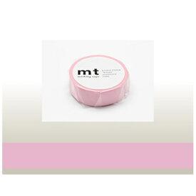 カモ井加工紙 KAMOI mt マスキングテープ(ローズピンク) MT01P185