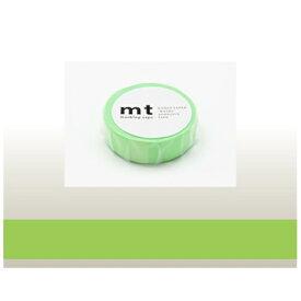 カモ井加工紙 KAMOI mt マスキングテープ(ショッキンググリーン) MT01P211