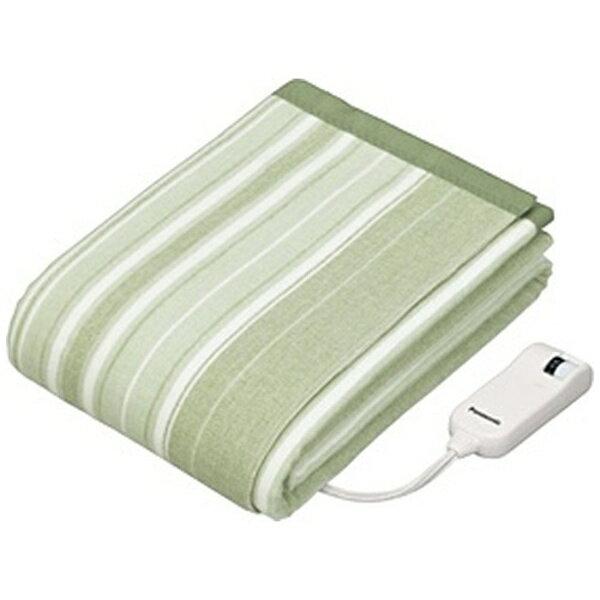 パナソニック Panasonic DB-R31MS-G DB-R31MS 電気毛布 グリーン [シングルサイズ /掛・敷毛布][DBR31MS] panasonic