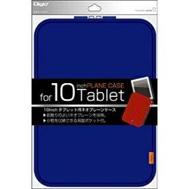 ナカバヤシ Nakabayashi 10.6インチタブレット対応[横幅 280mm] ネオプレーンケース (ブルー) SZC-TCF10BL[SZCTCF10BL]