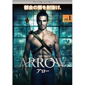 ワーナー・ブラザース・ホームエンターテイメント ARROW / アロー <ファースト・シーズン> Vol.1 【DVD】