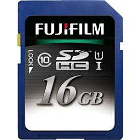 富士フイルム FUJIFILM SDHCカード FSDHC016GC10U1 [16GB /Class10][FSDHC016GC10U1]