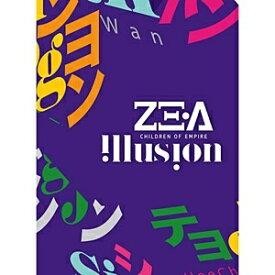 ユニバーサルミュージック ZE:A/Illusion 初回限定盤 【CD】