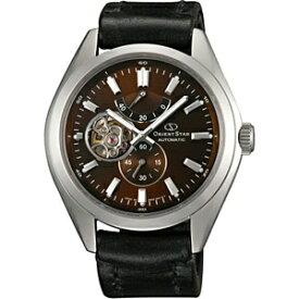 オリエント時計 ORIENT オリエントスター(Orient Star)×ソメスサドル セミスケルトン WZ0111DK