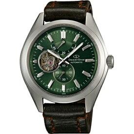 オリエント時計 ORIENT オリエントスター(Orient Star)×ソメスサドル セミスケルトン WZ0121DK