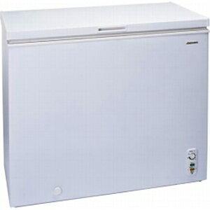 【標準設置費込み】 アビテラックス 直冷式チェスト冷凍庫 (205L) ACF-205C ホワイト[ACF205C]