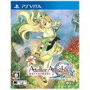 【送料無料】 ガスト アーシャのアトリエ Plus 〜黄昏の大地の錬金術士〜 通常版【PS Vitaゲームソフト】