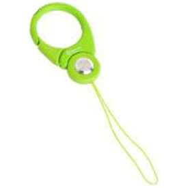 HAMEE ハミィ 〔フィンガーストラップ〕 HandLinker Putto Carabiner カラビナリング携帯ストラップ (グリーン)[PUTTOカラビナリングGR]