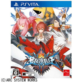アークシステムワークス ARC SYSTEM WORKS BLAZBLUE CHRONOPHANTASMA【PS Vitaゲームソフト】