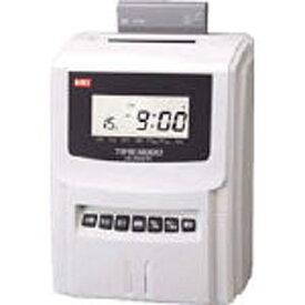 マックス MAX ER90143 タイムレコーダー タイムロボ(T.A.P.搭載モデル)ER-201S2/PC ホワイト[ER201S2PC]