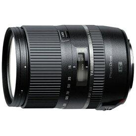タムロン TAMRON カメラレンズ 16-300mm F/3.5-6.3 Di II VC PZD MACRO APS-C用 ブラック B016 [キヤノンEF /ズームレンズ][B016E]