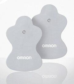 オムロン OMRON ロングライフパッド(1組2枚入り) HV-LLPAD-GY[HVLLPADGY]
