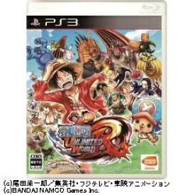 バンダイナムコエンターテインメント BANDAI NAMCO Entertainment ワンピース アンリミテッドワールド R【PS3ゲームソフト】