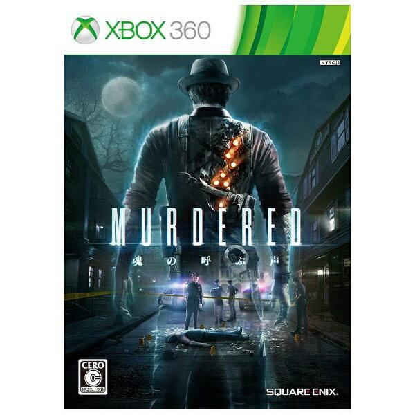 スクウェア・エニックス MURDERED 魂の呼ぶ声【Xbox360ゲームソフト】