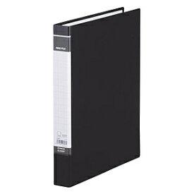 キングジム KING JIM [ファイル]リングファイルBF [A4・タテ型](黒) 603BF