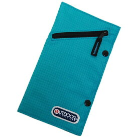 アウトドアプロダクツ OUTDOOR PRODUCTS パスポートケース OD021 ブルー[OD021BL]