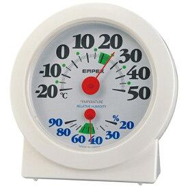 エンペックス EMPEX INSTRUMENTS TM-2661 温湿度計 ルシード [アナログ][TM2661]