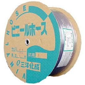 三洋化成 SANYOKASEI 透明ホース10×12 100mドラム巻[TM1012D100T]
