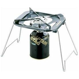 キャプテンスタッグ CAPTAIN STAG 大型五徳ガスバーナーコンロ(収納バッグ付)M-8809 M8809[M8809]