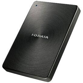 I-O DATA アイ・オー・データ HDPX-UTA2.0K 外付けHDD ブラック [ポータブル型 /2TB][HDPXUTA2.0K]