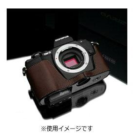 Kカンパニー 本革カメラケース 【オリンパス OM-D E-M10用】(ブラウン) XS-CHEM10BR[XSCHEM10BR]