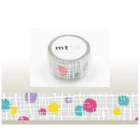 カモ井加工紙 KAMOI mt マスキングテープ mt fabスクリーン(マルとセン) MTSC1P01