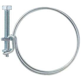 トラスコ中山 ネジ式ワイヤバンド 締付径21~25mm 10個入 TWB25